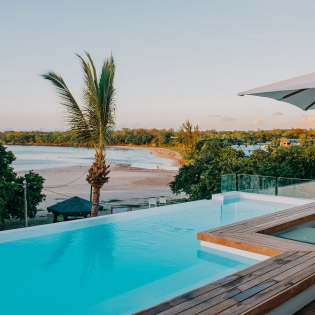 Roof top pool - Exclusive access for privilege rooms