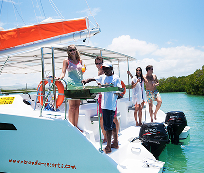 Full Day catamaran cruise special offer